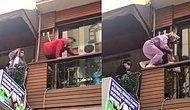 Tam Kapanmanın İlk Gününde Türkiye Manzaraları: Balkondan Balkona Atlayıp Kaçmaya Çalıştılar