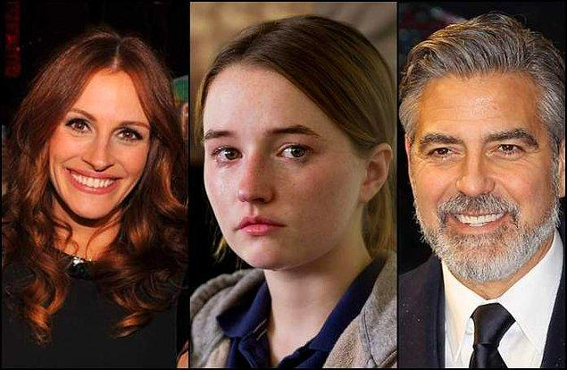 9. Kaitlyn Dever, George Clooney ve Julia Roberts'ın başrollerinde yer alacağı Ticket to Paradise filminde rol alacak.