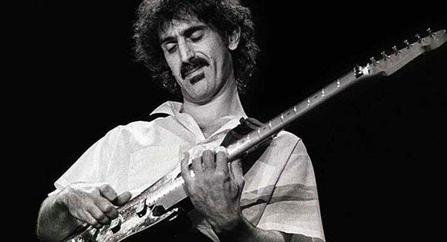 5. Frank Zappa