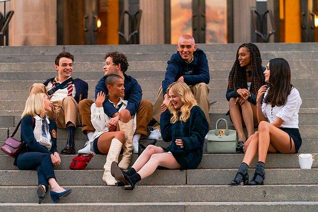 11. HBO Max'te yayınlanması için hazırlanan Gossip Girl dizisinin yeni versiyonunun Temmuz ayında başlayacağı açıklandı.