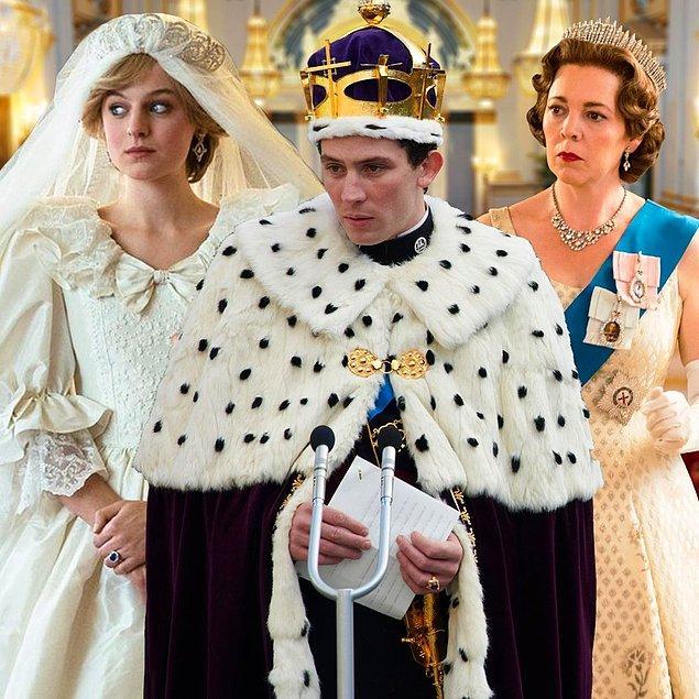20. The Crown'ın beşinci sezonunda Prens Andrew'i canlandıracak oyuncu henüz bulunamadı.