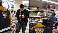 Alkollü İçki Satan Markete Ceza Yazan Polis: 'Tebligat Yok Ama Haberlerde Söylendi'