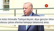 'Tam Kapanmada En Kötü İhtimalle Türkiye'deyim' Diyen Erdoğan Sosyal Medyada Tepki Topladı