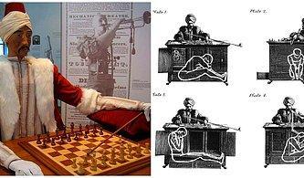 18. Yüzyılda Herkesi Satrançta Dize Getiren Kişi Bir Robottu, Hem de Türk!