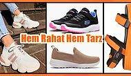 """Ayaklarınıza Bir """"Oh"""" Çektirecek Birbirinden Rahat 19 Spor Ayakkabı Modeli"""