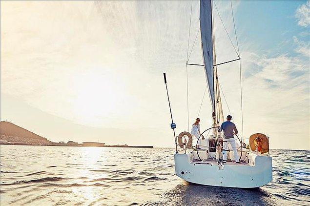 Özel teknesi olana muafiyet
