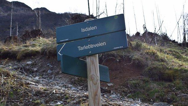 1970 yılının Kasım ayında Norveç'te yer alan Isdalen Vadisi'nde bir kadın cesedi bulundu.