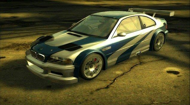 BMW M3 GTR - Need For Speed: Most Wanted