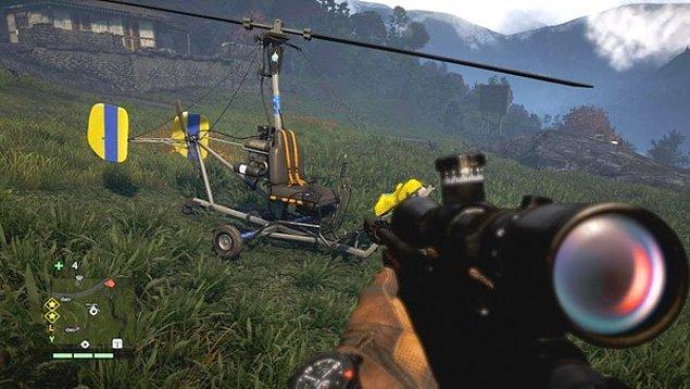 Buzzer - Far Cry 4