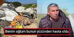"""Yurt Dışından Getirilen Çöplerle  'Avrupa'nın Yeni Çöp Merkezi"""" Haline Gelen Adana'nın Vahim Durumu"""