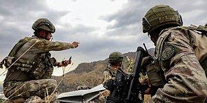 Kuzey Irak'ta Bir Asker Şehit