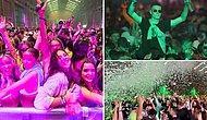 İngiltere'de 6 Bin Kişiyle Maskesiz ve Mesafesiz Eğlence Denemesi