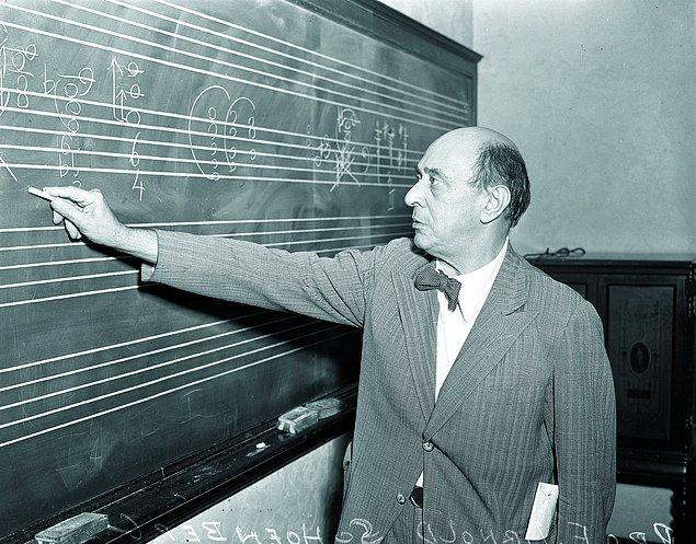 1. Arnold Schoenberg