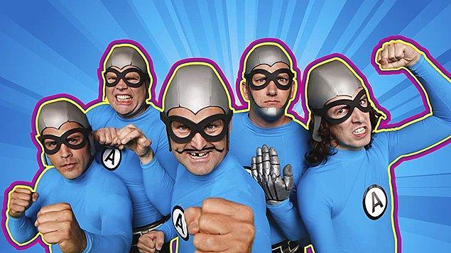 10. The Aquabats
