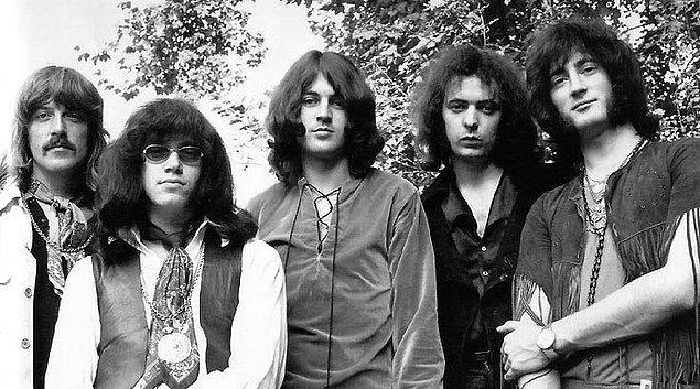 2. Deep Purple