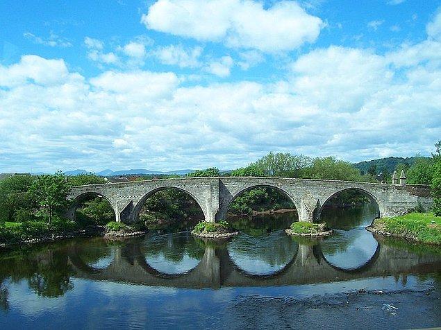 Stirling Köprüsü savaşı ve önemi