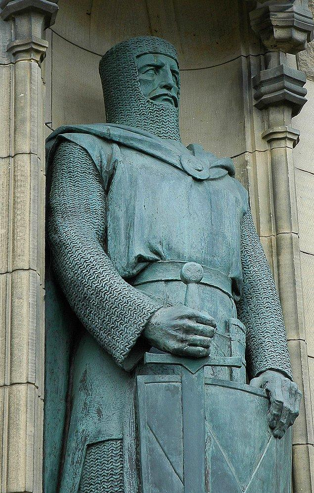 İskoç bağımsızlık mücadelesinin simgesi: William Wallace