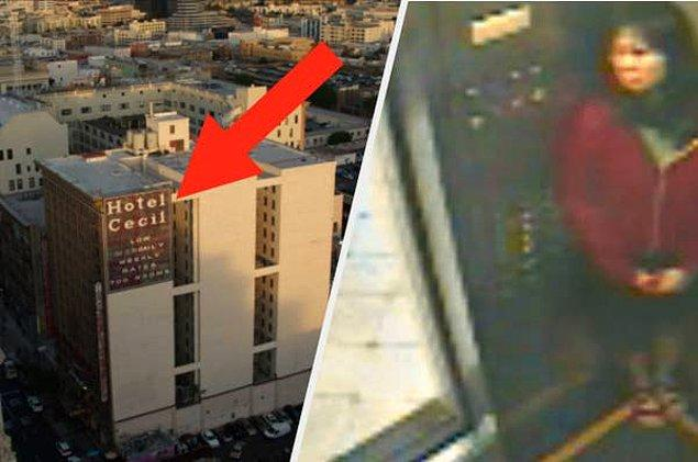 14. Crime Scene: The Vanishing at the Cecil Hotel (2021)
