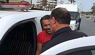 Antalya'da Ceza Yazılan Vatandaş Polisten Makas Alıp, Öpmek İstedi: 'Az Yaz, Ödeyecek Para Yok...'