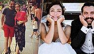 Masumlar Apartmanı'nın Gülben'i Merve Dizdar ile Gürhan Altundaşar'ın Aşk Öyküsü Kalpleri Isıtıyor