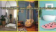 Hazır Evde Vakit Geçirirken Dekorasyonunuzu Bir Adım Öteye Taşıyarak Harikalar Yaratacağınız 21 Ürün