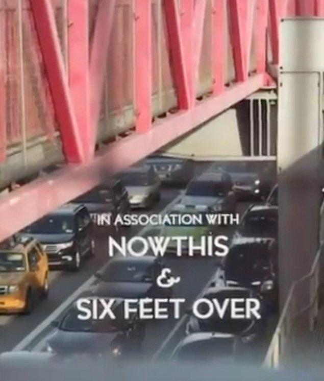İşin daha da kötüsü filmin yapımcıları olarak NowThis ve Six Feet Over işbirliği gözüküyor.