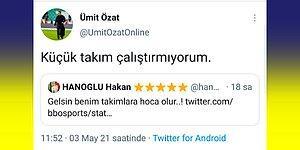 Sivri Diliyle Tanıdığımız Ümit Özat Fenerbahçe Kongre Üyesine Verdiği Ayarla Güldürdü