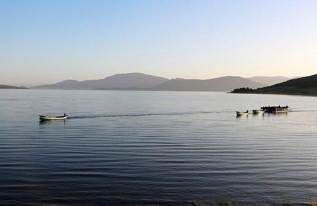 Isparta Mada Adası'nda Yaşayan Yörükler