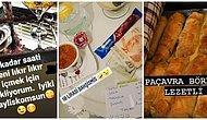 Yemek Fotoğraflarına Yazdıkları Açıklamalarla Gizli Bir Örgüt Şüphesi Uyandıran Sosyal Medya Kullanıcıları