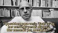 Ünlü Düşünür Michel Foucault, İddiaya göre 1960'larda Tunus'ta Yaşarken Çocukları İstismar Etmiş!