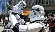 Güç Sizinle Olsun: Dünyanın Dört Bir Yanından 'Dünya Star Wars Günü' Kutlama Görüntüleri