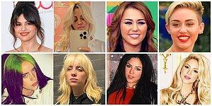 Müzik Dünyasında Bir Gelenek: Saçlarını Platin Sarısına Boyattıktan Sonra Farklı Bir İmaja Bürünen Yıldızlar