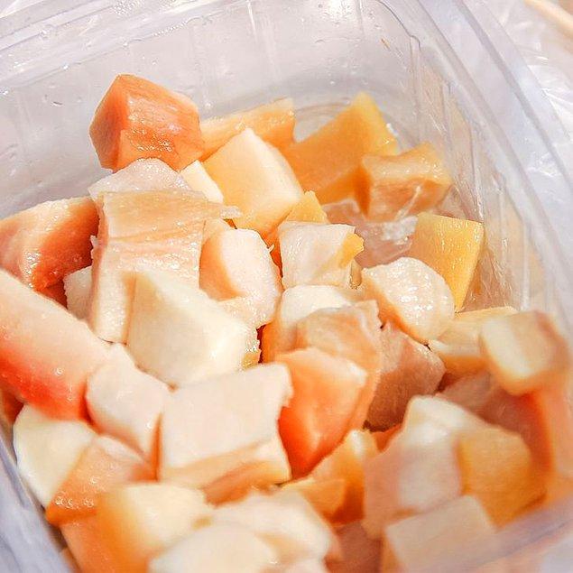 8. Fermente köpekbalığı İzlanda'ya özgü bir yiyecektir.