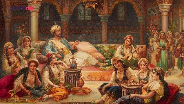 Biz konumuza dönelim ve Osmanlı'daki güzellik sırrı neymiş bir bakalım: