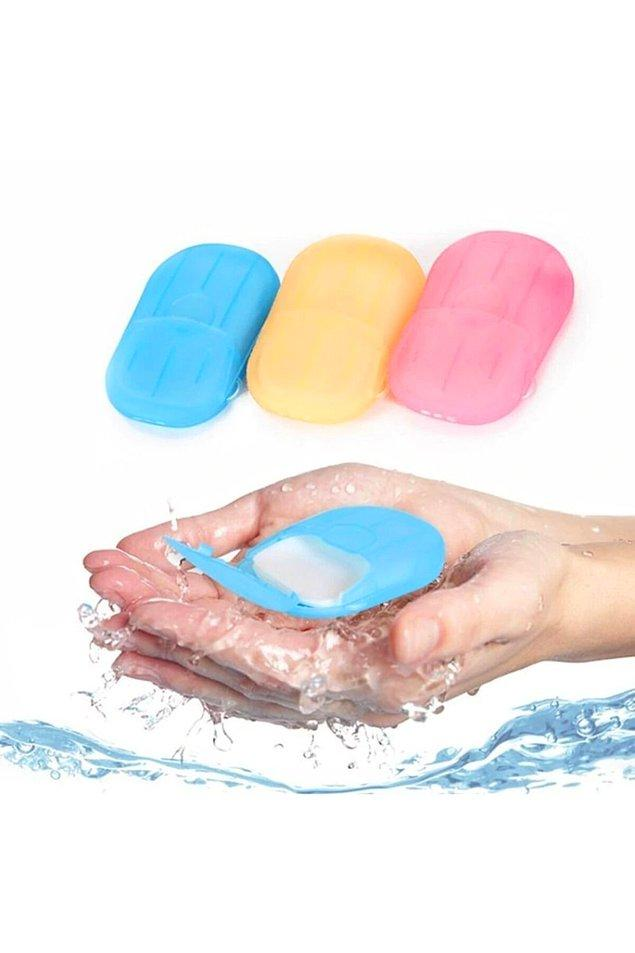 5. El yıkamanın önemini son 1 yıldır daha da anladık...