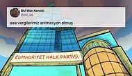 AKP'den Rick and Morty Tadında Bir Garip Video Paylaşımı: 'CHP Yalan Üretim Merkezi'