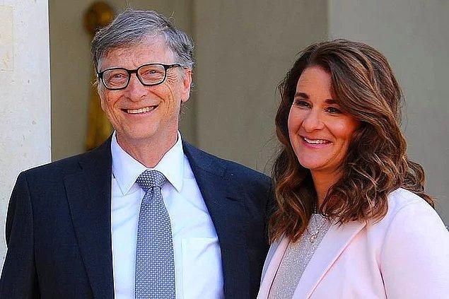 Microsoft'un kurucusu Bill Gates ve Melinda Gates 27 yıllık evliliklerini bitirme kararı aldılar.