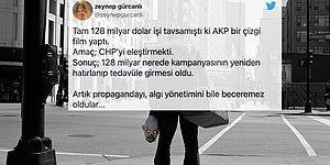 AKP Unutanlar İçin Hatırlattı: #128MilyarDolarNerede Tekrar Sosyal Medya Gündeminde