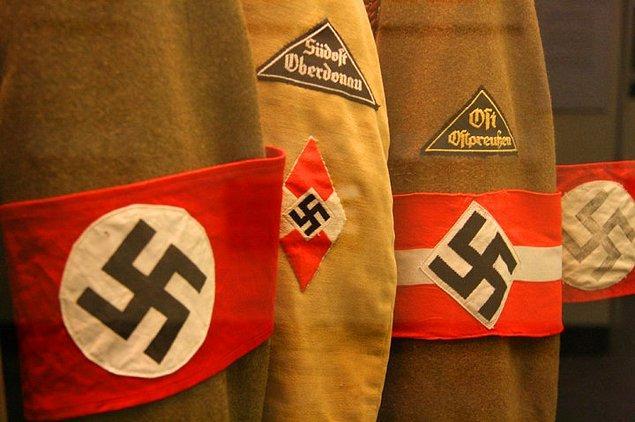 Selamı yapmamasına rağmen neden Nazi partisinin bir üyesiydi?