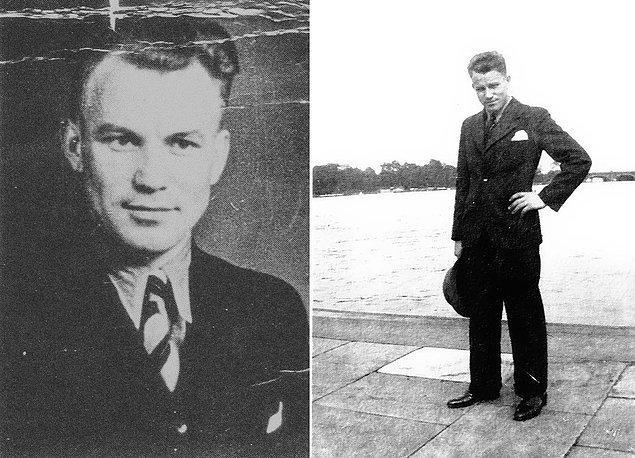 August Landmesser'in serbest bırakılması