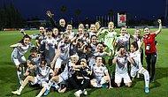 Kadın Futbol Ligi 2020-2021 Sağlık Çalışanları Sezonunda Şampiyon Beşiktaş!