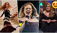 Büyüleyici Sesi ve İçtenliğiyle Yıllardır Hepimizin Kalbinde Taht Kurmayı Başaran Adele 33 Yaşında!