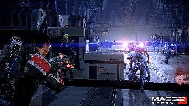 10. Mass Effect 2 - 94