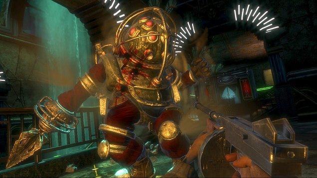 6. BioShock - 96