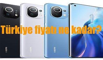 Xiaomi'nin Türkiye'de de Satışa Sunduğu Yeni Canavarı Mi 11 ve Mi 11 Lite'ın Fiyatı ve Özellikleri