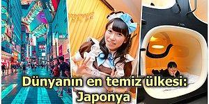 Japonya'nın Dünya'daki Diğer Ülkelerden Çok Farklı Olduğunu Kanıtlayan 33 İlginç Bilgi