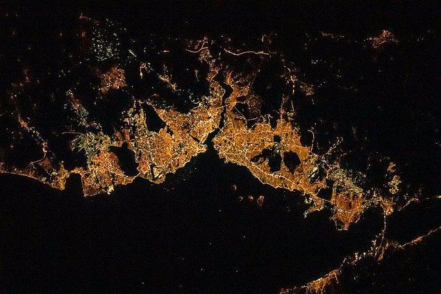 İstanbul da riskli bölgeler arasında