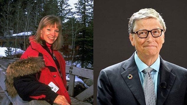 İddialara göre Bill Gates, Melinda Gates ile evlendikten sonra da eski sevgilisi Ann ile görüşmeye devam ediyormuş.