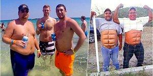 """""""Baklavası Olmayan Erkeklerin Plajda Üstsüz Gezme Hakkı Yoktur"""" Tartışmasının Neresindesin?"""