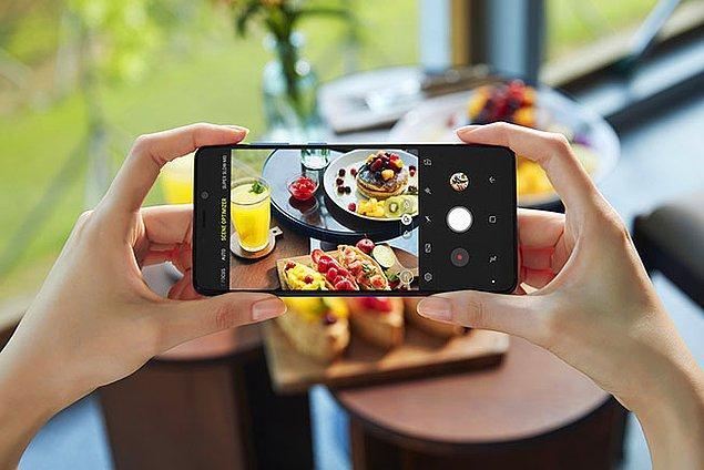 2. Boş boş Instagram'da takılmak yerine mobil fotoğrafçılıkta kendinizi geliştirip like sayınızı arttırabilirsiniz.
